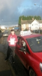 Kieran Edgerton passed with Craig Polles Driver Training