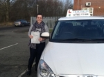 Kim Macgregor passed with Craig Polles Driver Training