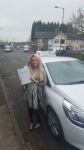 Kimberly Sterling passed with Craig Polles Driver Training