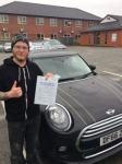 Kyle Crawford passed with Craig Polles Driver Training