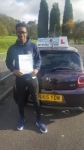 Lamar Mingo passed with Craig Polles Driver Training