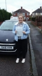 Laura Evans  passed with Craig Polles Driver Training