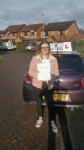 Laura Jones passed with Craig Polles Driver Training