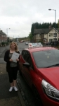 Laura Whittaker passed with Craig Polles Driver Training