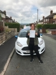 Laura Woch passed with Craig Polles Driver Training