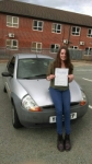 Lauren Bowden passed with Craig Polles Driver Training