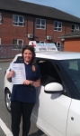 Lauren Middleton passed with Craig Polles Driver Training