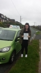 Leanne Crayton passed with Craig Polles Driver Training