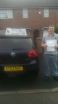 Lee Fowler passed with Craig Polles Driver Training