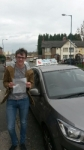 Lee Keeling passed with Craig Polles Driver Training