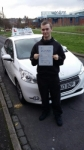 Lee Knight passed with Craig Polles Driver Training