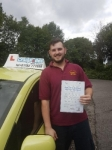 Leon Eaton passed with Craig Polles Driver Training