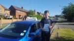 Lewis Carter passed with Craig Polles Driver Training