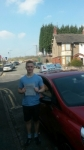 Lewis Sherratt passed with Craig Polles Driver Training