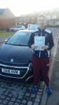Liam Cope passed with Craig Polles Driver Training