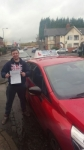 Liam Haw-Frost passed with Craig Polles Driver Training