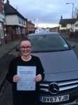Lisa Barnett passed with Craig Polles Driver Training