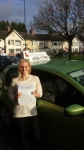 Lisa Lucyk passed with Craig Polles Driver Training