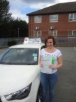 Louise Harrison passed with Craig Polles Driver Training