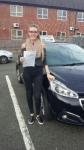 Lucy Ashley passed with Craig Polles Driver Training