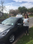 Lucy Blenkinsop passed with Craig Polles Driver Training