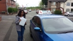 Luisa Barreto passed with Craig Polles Driver Training