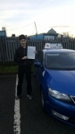 Luke Austin passed with Craig Polles Driver Training