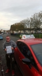 Luke Bromley passed with Craig Polles Driver Training