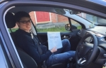 Luke Dunn  passed with Craig Polles Driver Training