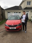 Luke Harbridge passed with Craig Polles Driver Training