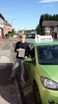 Luke Pemberton passed with Craig Polles Driver Training