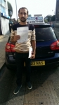 Mansoor passed with Craig Polles Driver Training