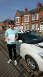 Marcus Dockery passed with Craig Polles Driver Training