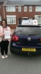 Maria Boyles passed with Craig Polles Driver Training
