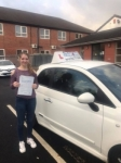 Martha Davis passed with Craig Polles Driver Training