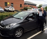Martin Stevens passed with Craig Polles Driver Training