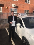 Matt Johnson passed with Craig Polles Driver Training
