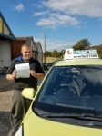 Matt Richards passed with Craig Polles Driver Training