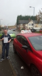 Matthew Smith passed with Craig Polles Driver Training