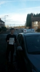 Matty Davis passed with Craig Polles Driver Training