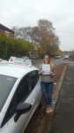 Meg Brookfield passed with Craig Polles Driver Training