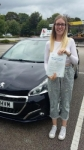 Megan Ashley passed with Craig Polles Driver Training