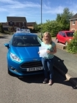 Megan Bourne passed with Craig Polles Driver Training