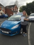 Megan Naylor passed with Craig Polles Driver Training