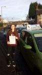 Megan Picking passed with Craig Polles Driver Training