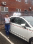 Megan Smith passed with Craig Polles Driver Training