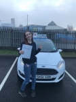 Megan Wilkinson passed with Craig Polles Driver Training