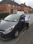 Melissa Gleaves passed with Craig Polles Driver Training