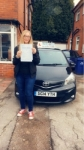 Melissa Thomas passed with Craig Polles Driver Training