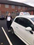 Merissa Baddeley passed with Craig Polles Driver Training